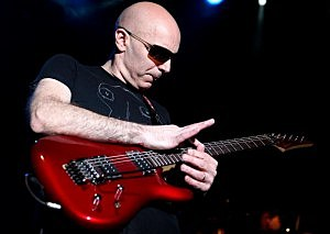 Joe Satriani Plays Perth