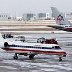 2nd Winter Storm Halts American Airlines In Abilene