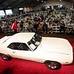 Classic American Cars Fetch High Prices At Auction