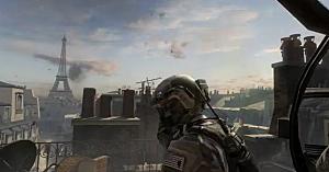 modern warfare screen shot