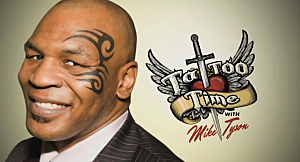 'YouTube - Tattoo Time with Mike Tyson'
