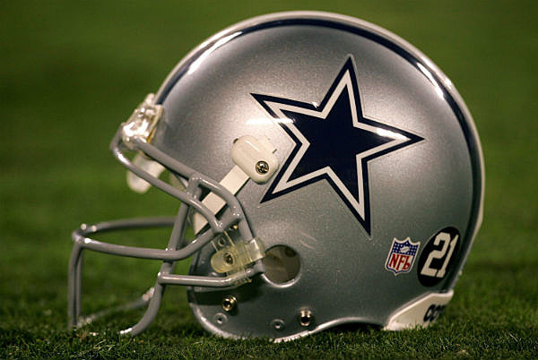 Dallas Cowboy Helmet
