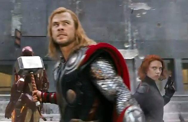 Thor, The Avengers