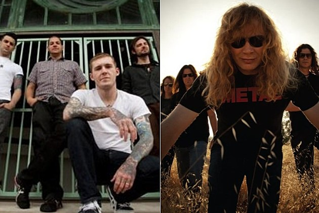 Cage Match: The Gaslight Anthem vs Megadeth