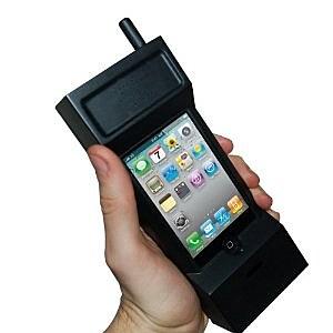 Retro Brick iPhone Case