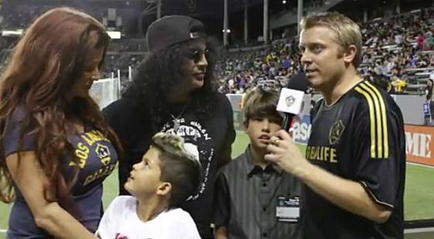 Slash and Family