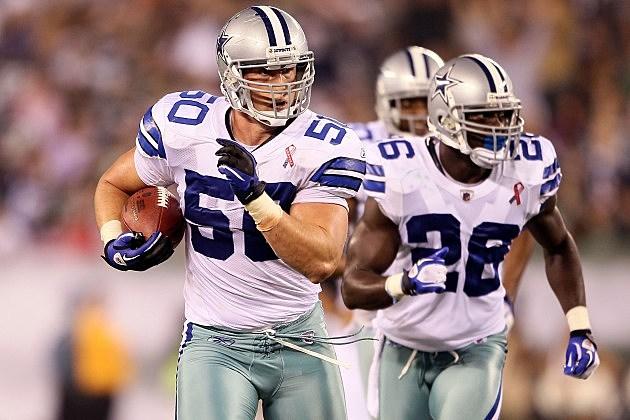 Dallas Cowboys Linebacker Sean Lee
