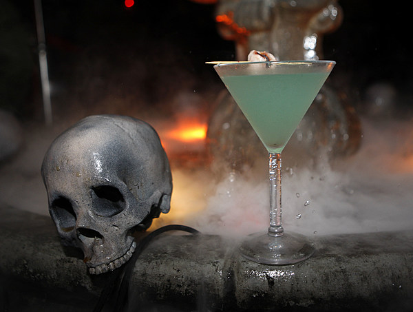 Halloween Themed Alcoholic Drink Recipes