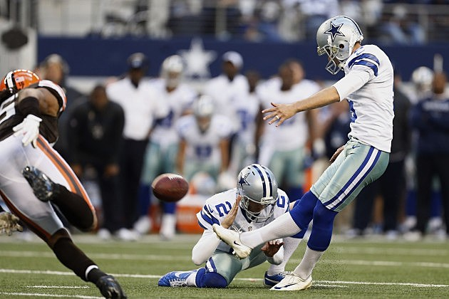 Cleveland Bowns v Dallas Cowboys