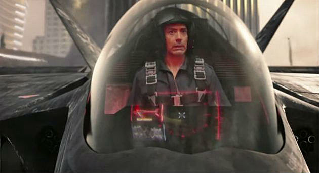 Robert Downey Jr in Call of Duty Black Ops 2