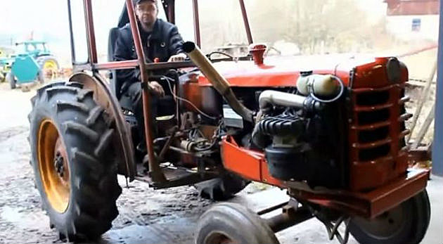 Turbo Tractor
