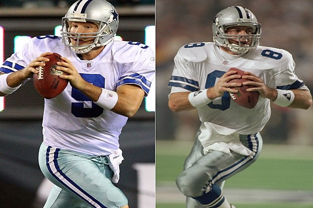 Romo and Aikman