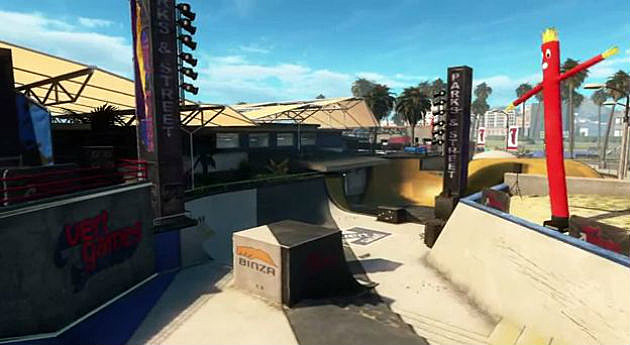Call of Duty: Black Ops 2 'Grind Map'