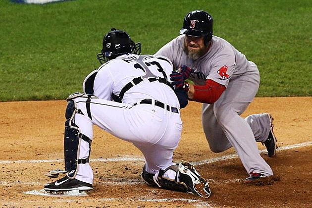 ALCS - Boston Red Sox v Detroit Tigers