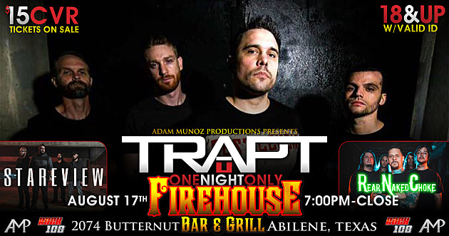 Trapt FB Event b